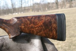 Krieghoff K-80, Turkish Burl Walnut