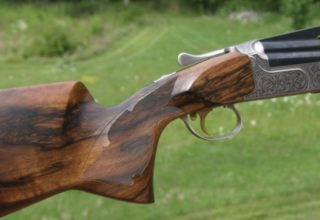 Home | Neal Bauder Custom Gun Maker